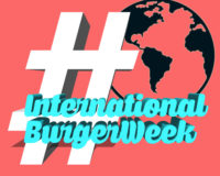 #InternationalBurgerWeek