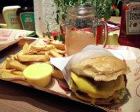 Ludwigsburg // Burgerista (Burger Special)