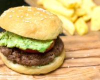 Guacamole-Burger