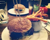 London (GB) // Gourmet Burger Kitchen