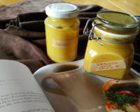 Orangen-Senf-Sauce von Hans im Glück