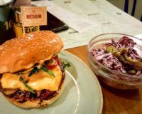 London (GB) // Gourmet Burger Kitchen