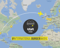 #InternationalBurgerWeek – yay!