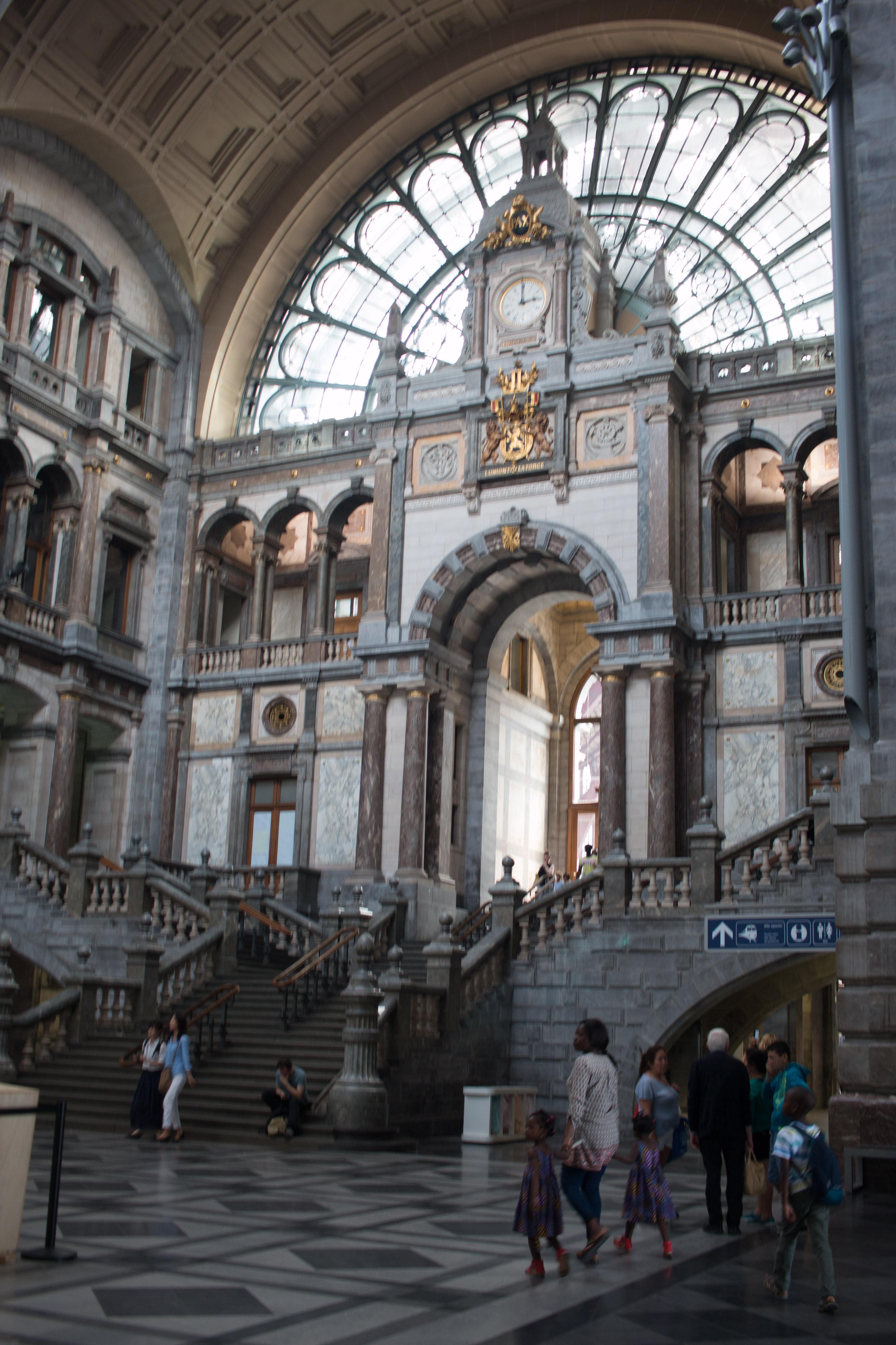 Antwerpen Hauotbahnhof