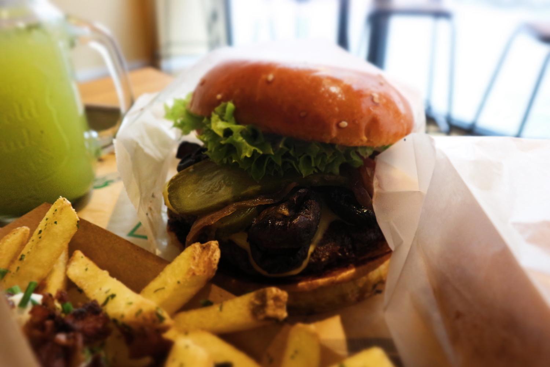 Jamy's Burger Mannheim