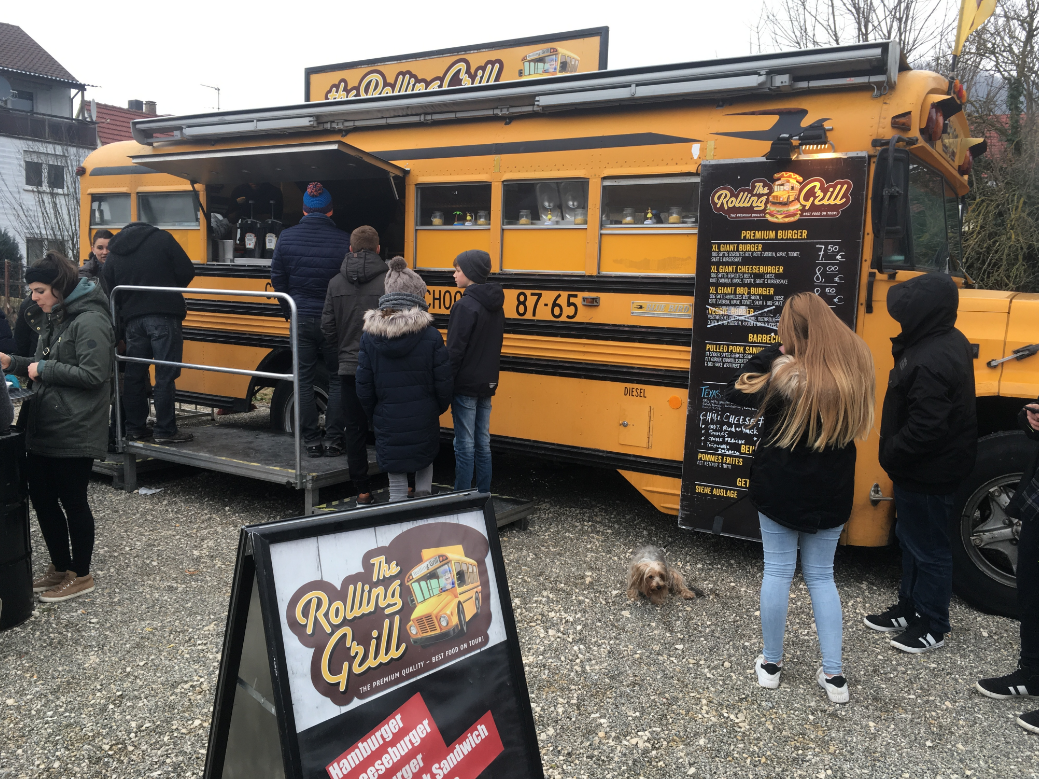 Food Truck The Rolling Grill