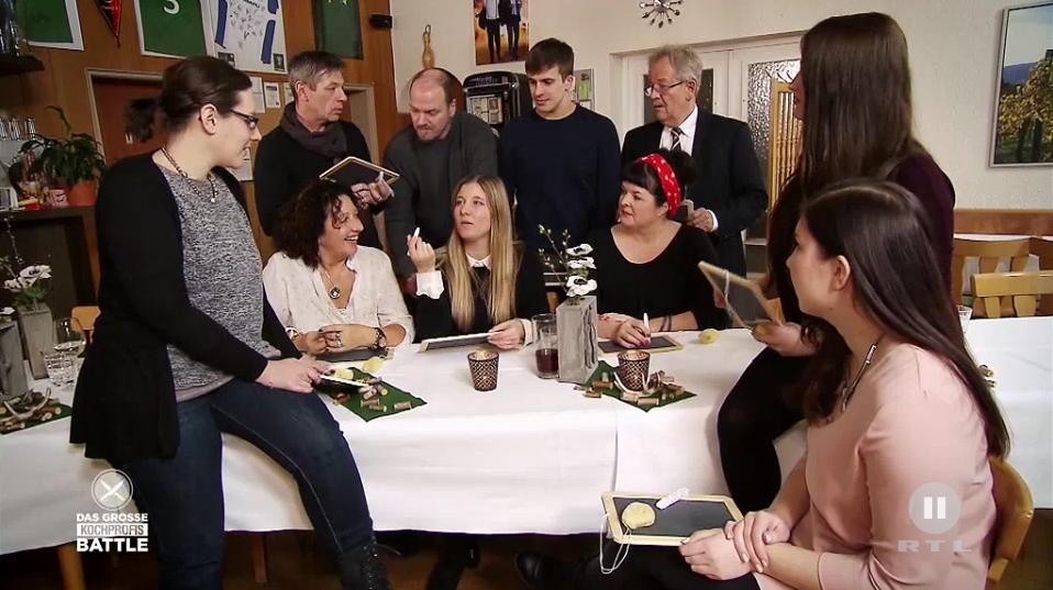 Das große Kochprofis Battle - Stuttgart-Jury