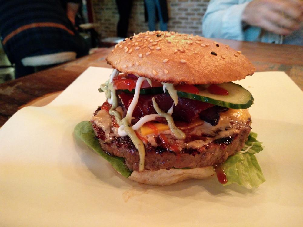 Triple B Beef Burger Brothers Stuttgart