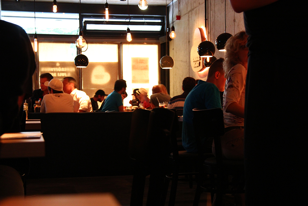 Opening Burgerheart Heilbronn