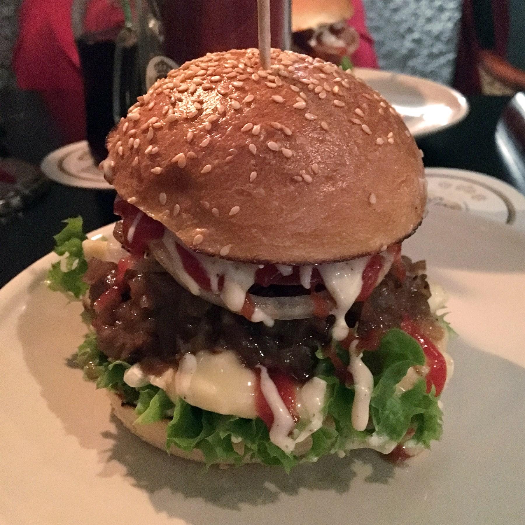 Mönchengladbach Burger
