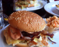 Hamburg // Burger Lounge