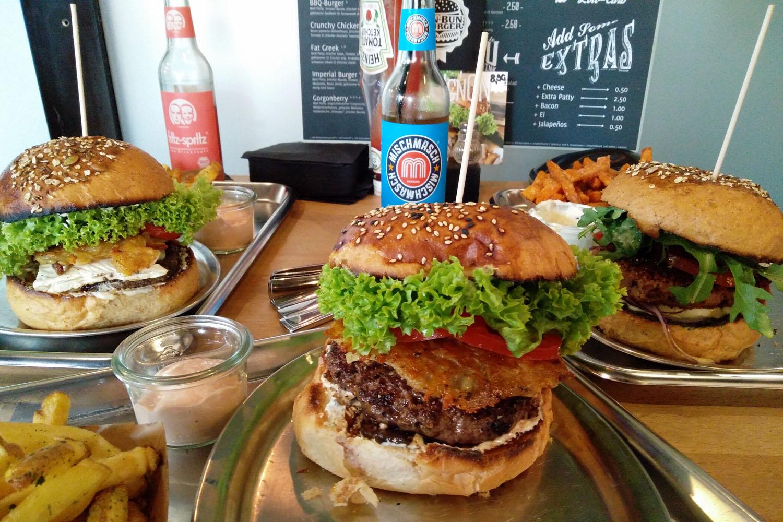 Bun Bun Burger Schwenningen : vs schwenningen bunbun burger 3 das burgerm dchen ~ Watch28wear.com Haus und Dekorationen