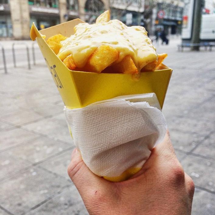 Die besten Pommes in Stuttgart FrittyBar