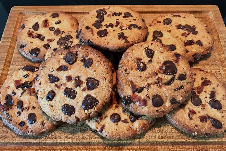 Bacon-Cookies
