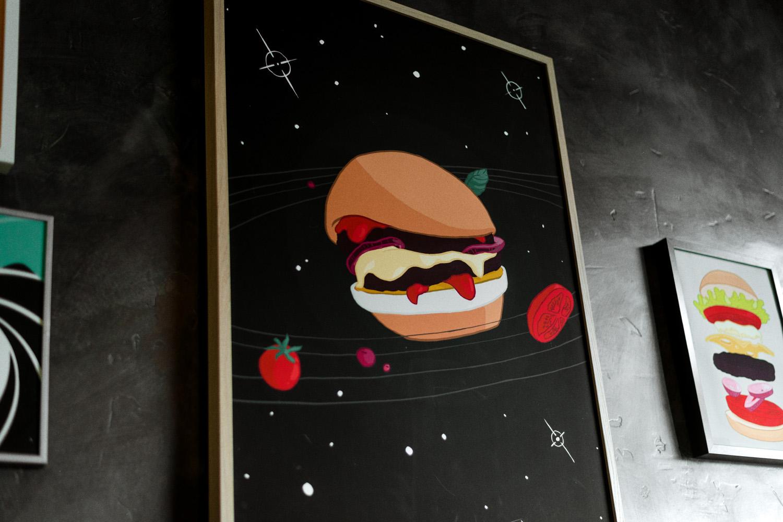 Le Burger Prag