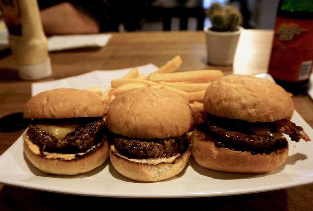 Burger Baby Frankfurt