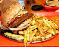 Berlin // Yellow Sunshine Burger