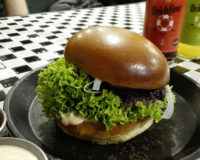 Wyk (Insel Föhr) // Deichburger City Diner