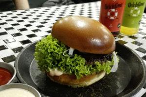 Deichburger Wyk auf Föhr