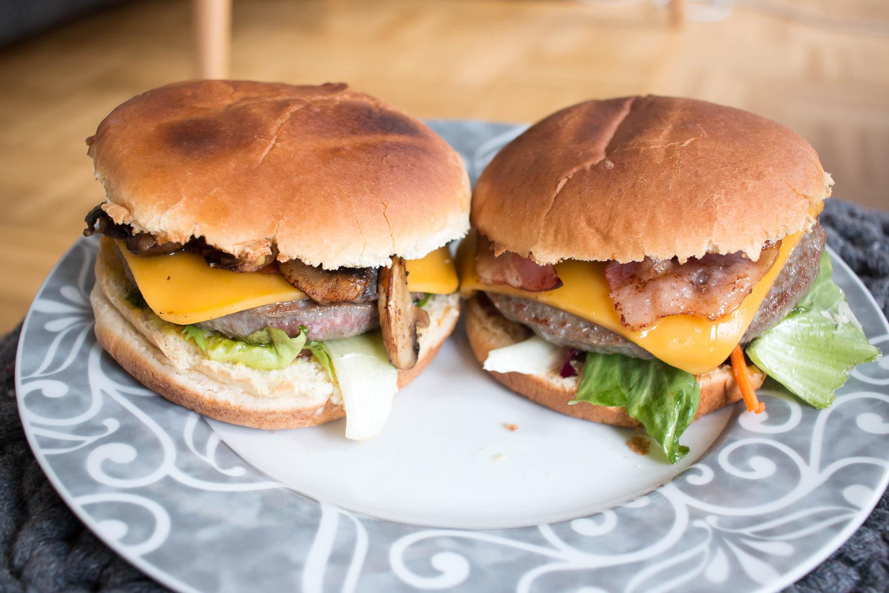 Penny Butcher's Burger