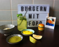 "Burgern mit dem Food Powder ""FoPo"""