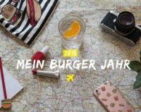 Mein Burger Jahr 2017