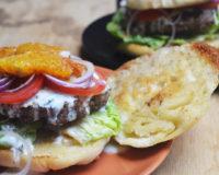 Marokkanischer Lamm-Burger
