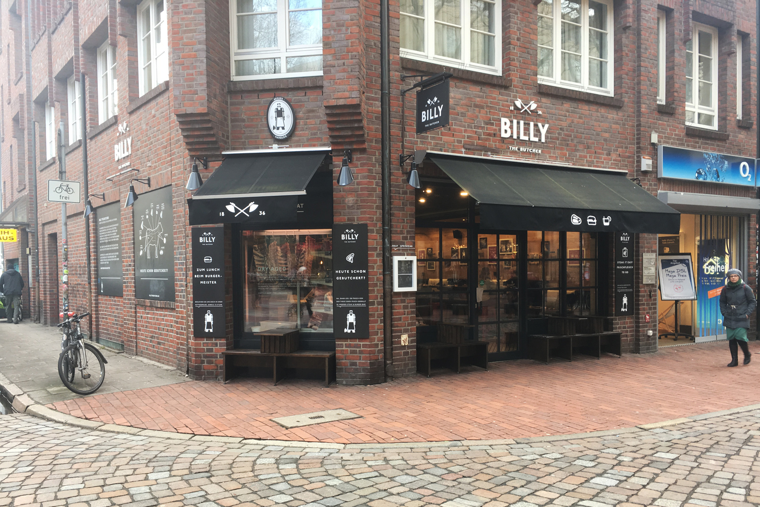 Billy the Butcher Hamburg