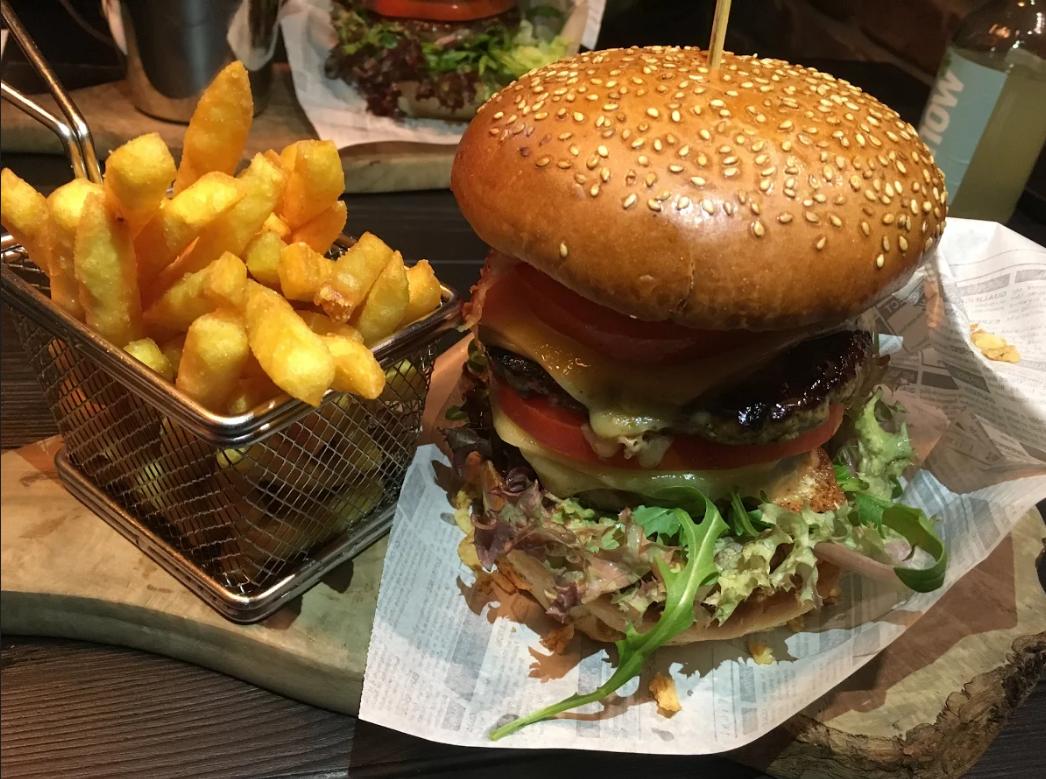 Pablo Emlio Burger Bar München-Germering