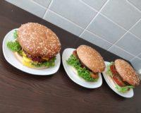 Burgern mit Pizza.de: Stuttgart // My Own Burger (Lieferdienst)
