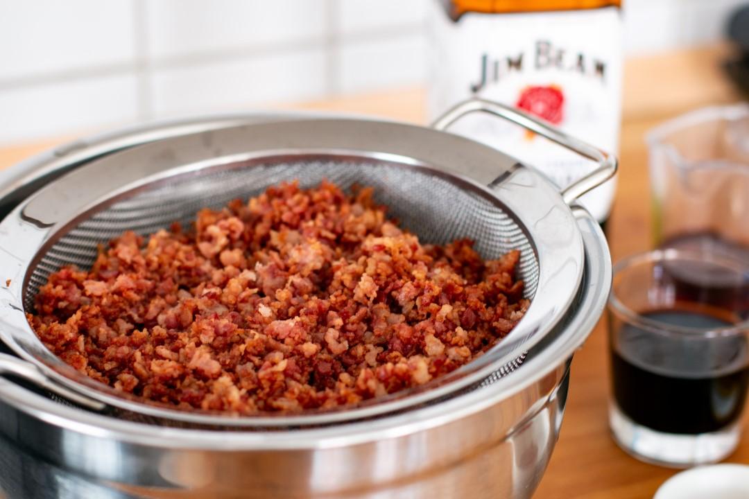 Rezept Bacon Jam Marmelade