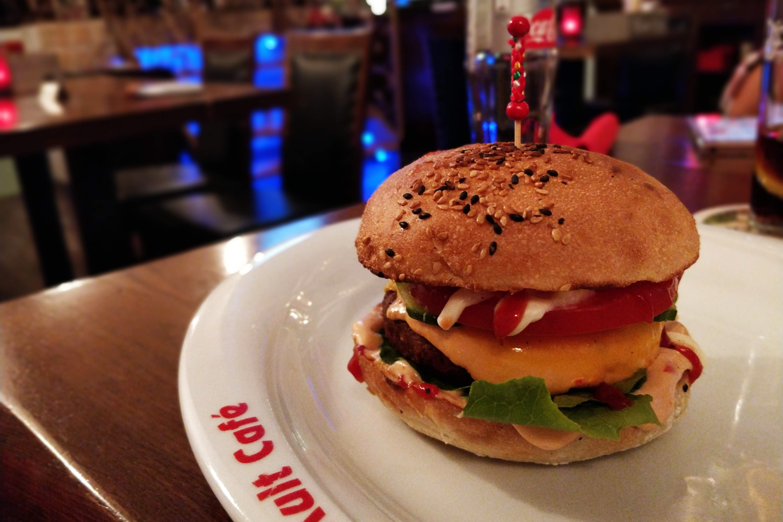 Stuttgart Oh my Burger